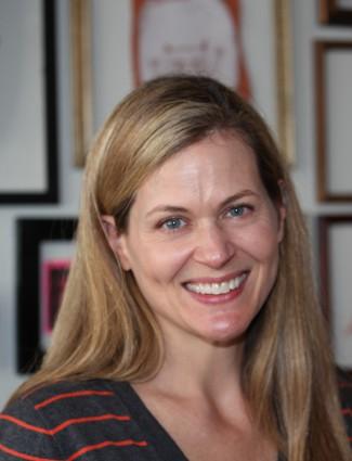 Headshot of Christine Adams.
