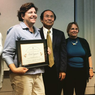 Professor Rappaport and Professor Yaqub Receive Teaching Awards from UCSB's Academic Senate