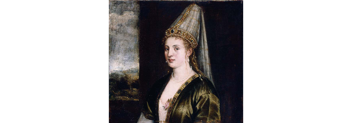 Hurrem Sultan painting