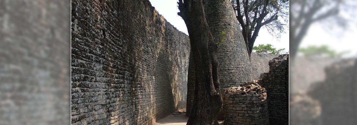Ruins of Madzimbabwe Civilization.