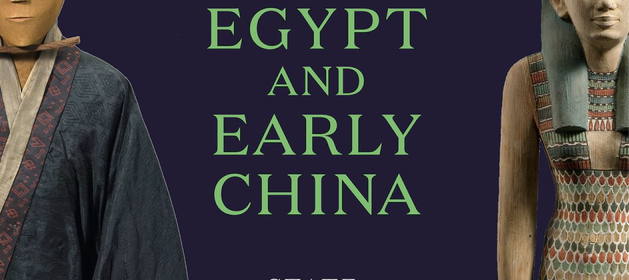 Ancient Egypt and Early China by Anthony K. Barbieri-Low book cover