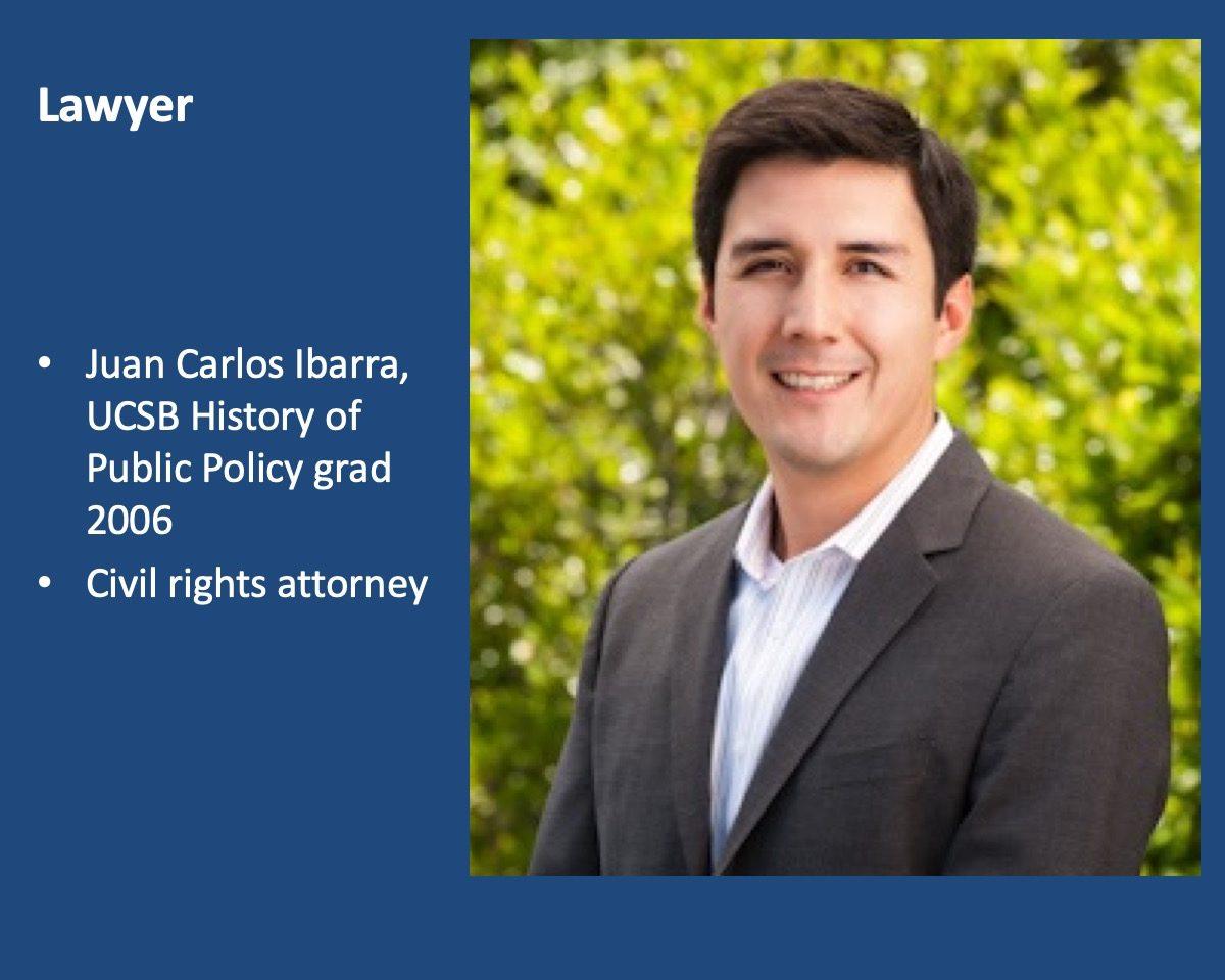 powerpoint slide about Juan Carlos Ibarra