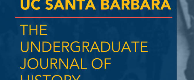 The Undergraduate Journal of History Vol. 1, No.1 Spring 2021