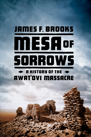 Mesa of Sorrows book cover